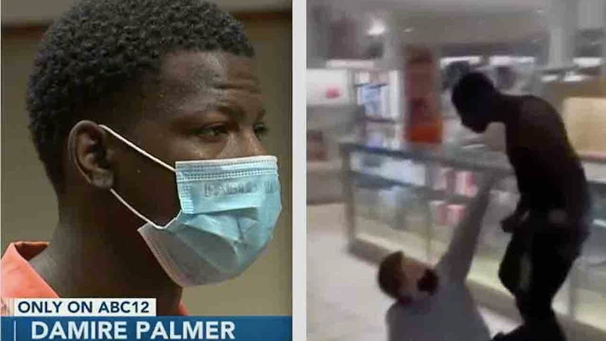 Man who brutally beat Macy's store manager in 'unprovoked attack' finds mercy from unlikely source — his victim