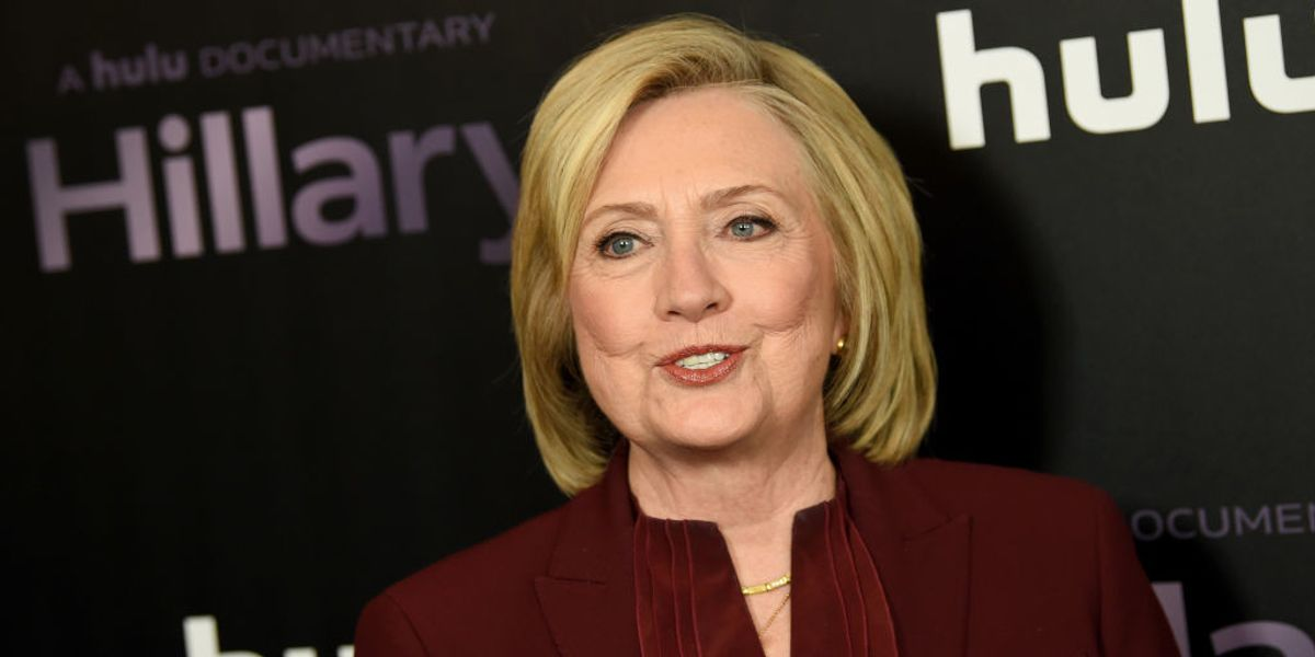 Hillary Clinton hints at​ return to politics in a Biden administration: 'I'm ready to help in any way I can'