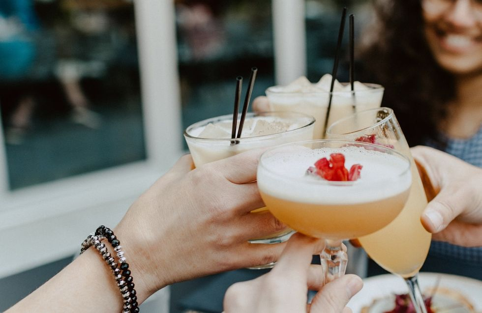 Amaretto Sour Is My Go-To Day Drinking Cocktail — Here's My Sweet Tooth Lover's Recipe