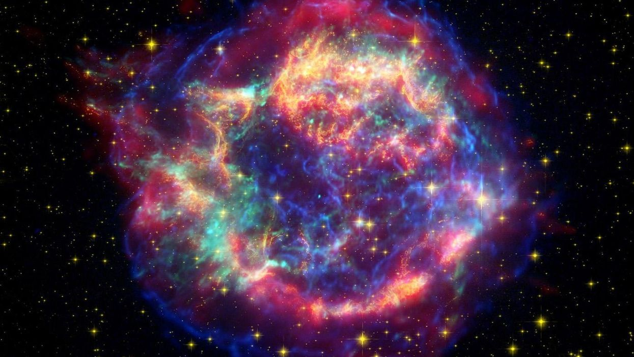 Physicist discovers the explosions that will end our universe