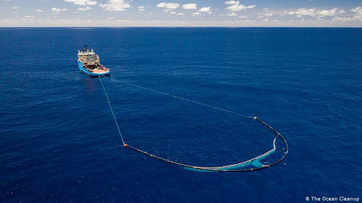 Could a Solution to Marine Plastic Waste Threaten One of the Ocean's Most Mysterious Ecosystems?