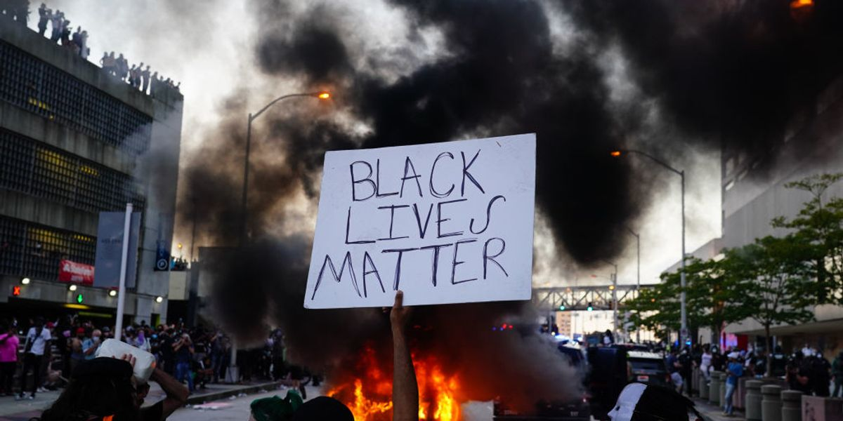 Black Lives Matter protesters in Seattle demand white residents 'give up' their homes
