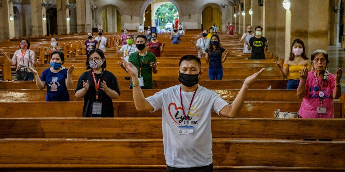 Judge hands California church major legal victory after pastor defiantly restarts indoor gatherings