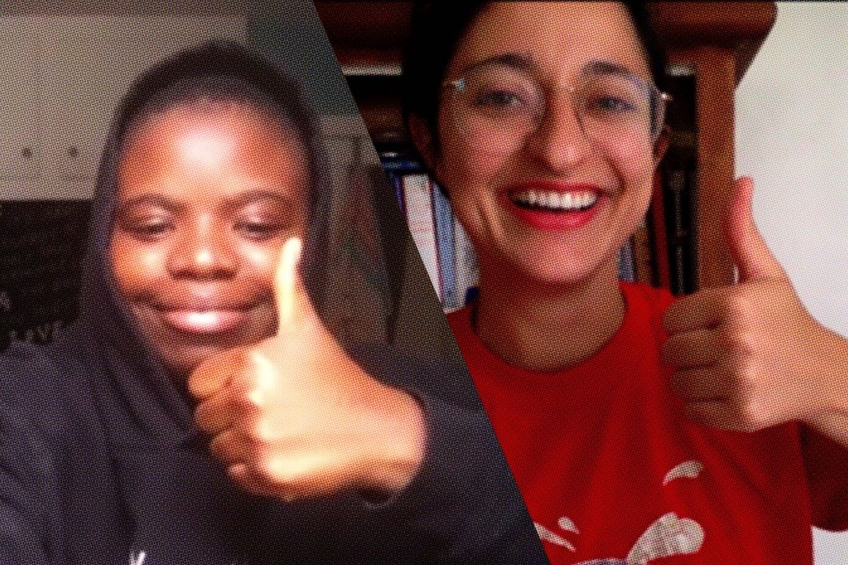 For Mitra Jouhari and Vagabon, Bravo Is Part of the Process