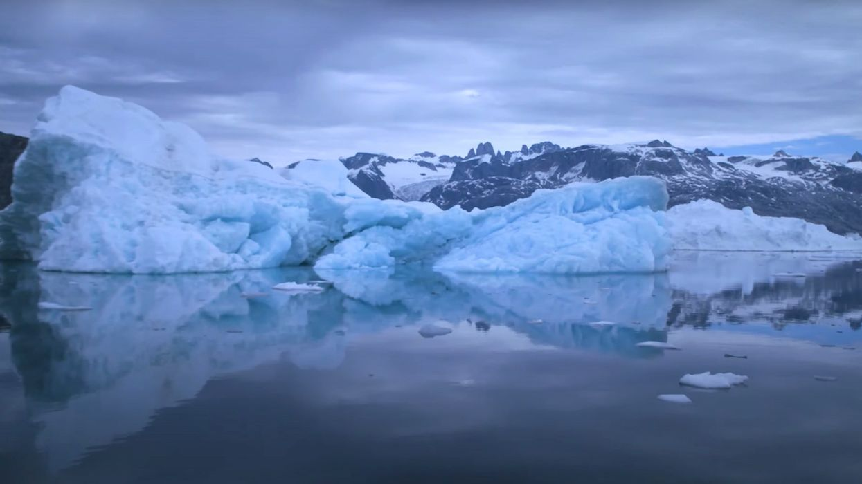 Greenland's Ice Sheet Has Reached 'Point of No Return'