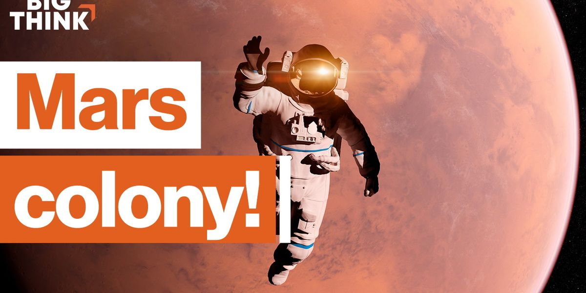 Mars colony: Humanity s greatest quest