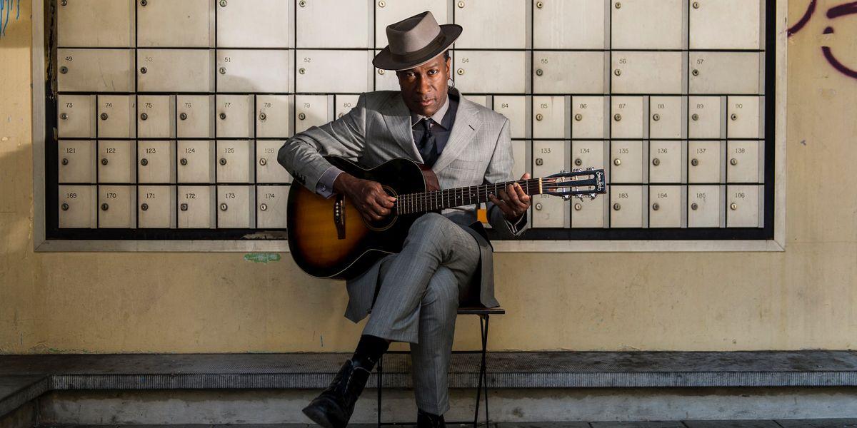 Bai Kamara Jr. Wants to Bring the Blues Back Home