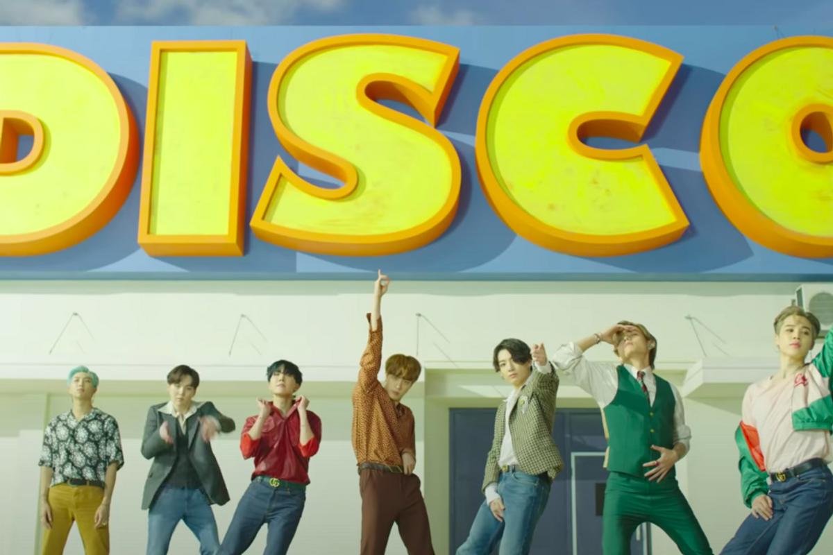 We're Exploding Over BTS' 'Dynamite' Teaser