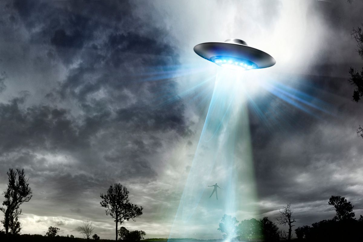 The Government Is Addressing Its UFO Problem