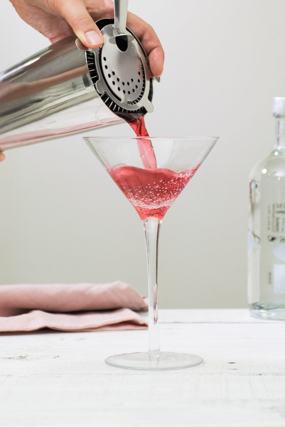 The Raspberry Lemon Drop Martini Is My Summer Go-To Drink — Here's My Recipe