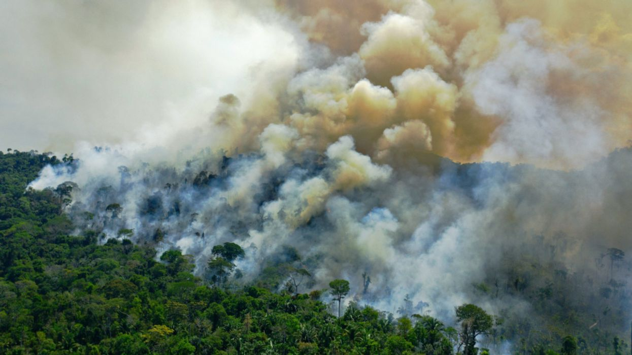 Fires Surge in Brazil's Amazon a Month After BolsonaroDeclared Fire Ban