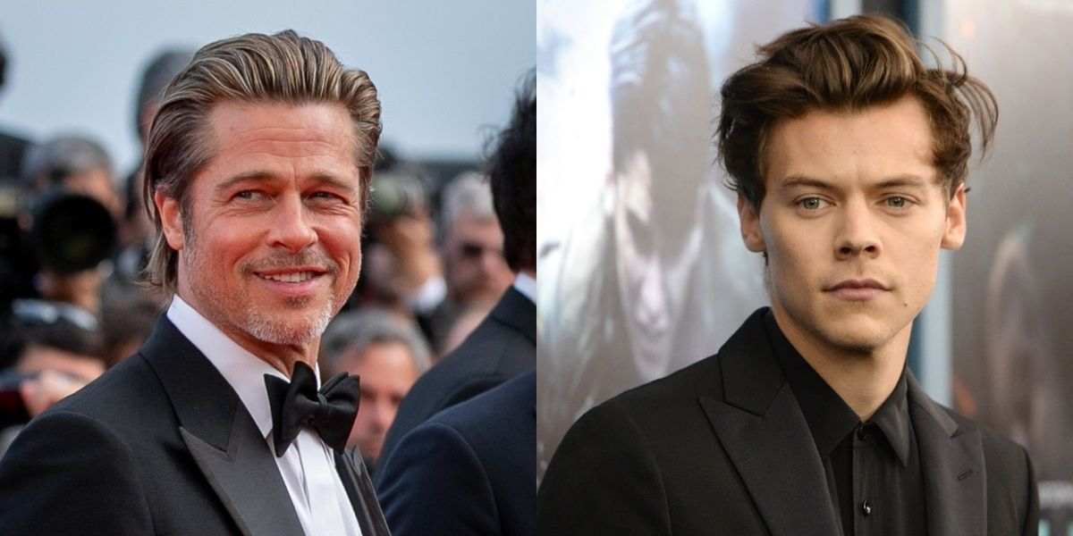 Harry Styles and Brad Pitt Have No Plans to Save 2020