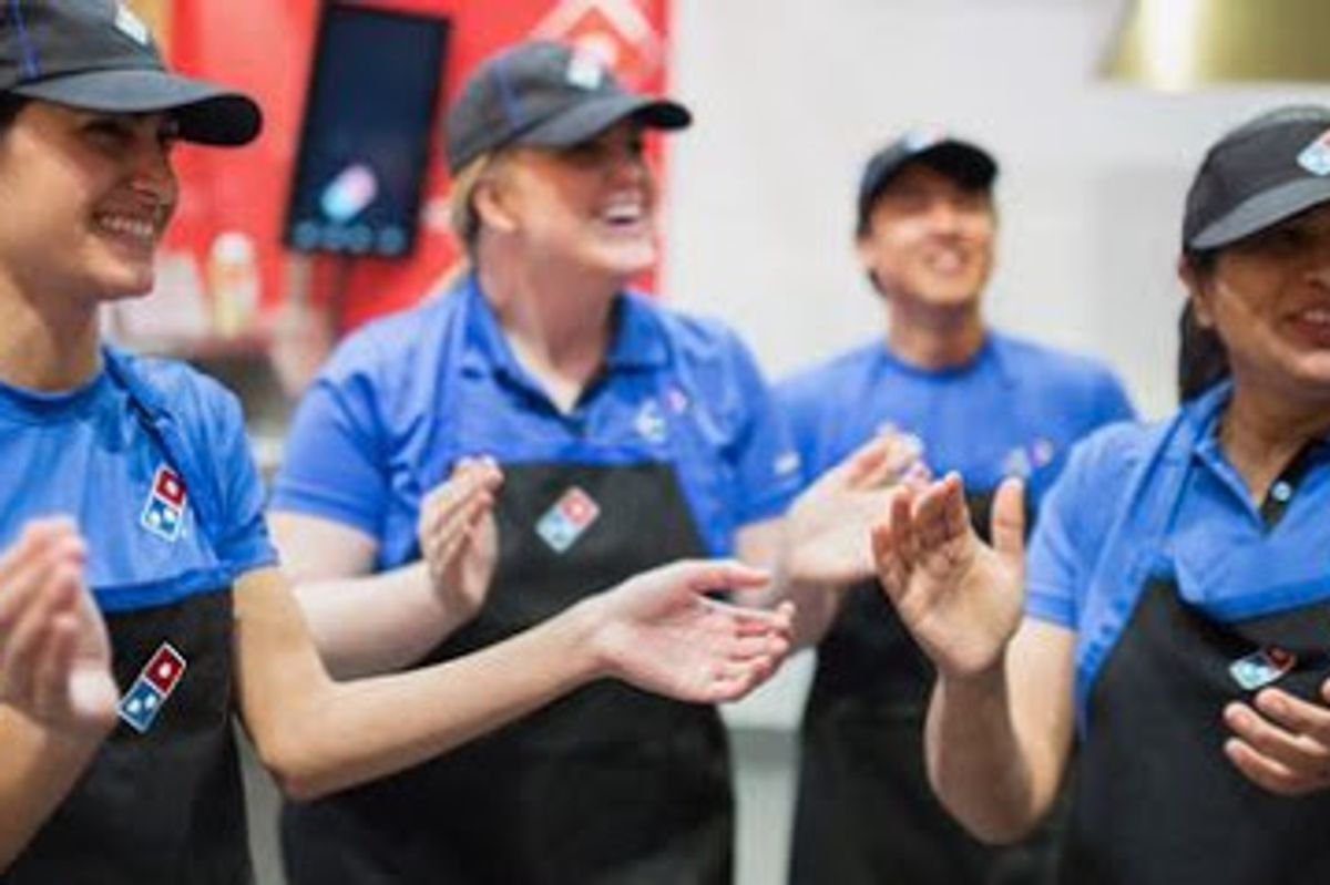 "Dominos Pizza is giving away free pizza to women named Karen who aren't ""Karens"""