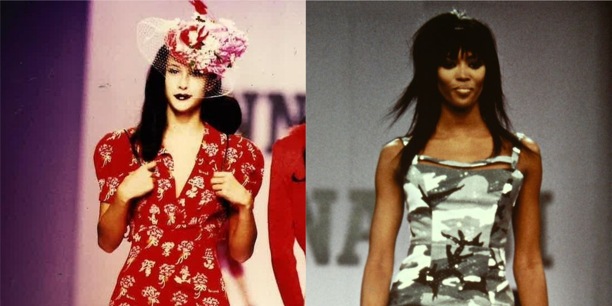 Anna Sui Opened a Depop Shop With Iconic '90s Runway Gems