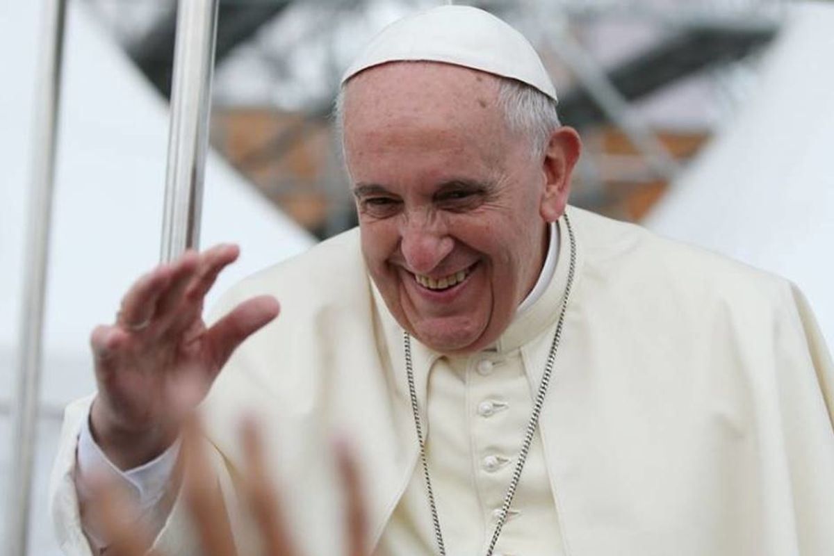 Pope Francis says Covid-19 vaccine must be available for everyone — not just the rich