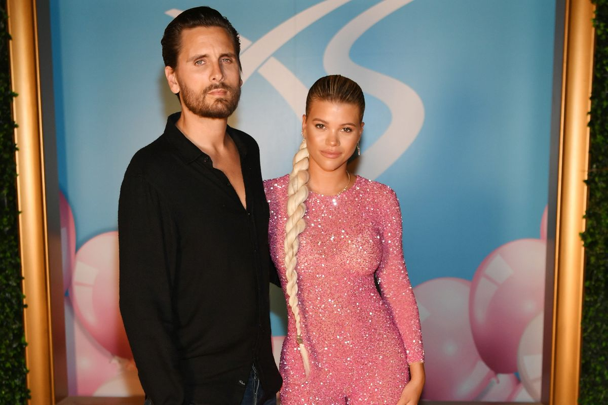 Sofia Richie, Scott Disick Officially Call It Quits