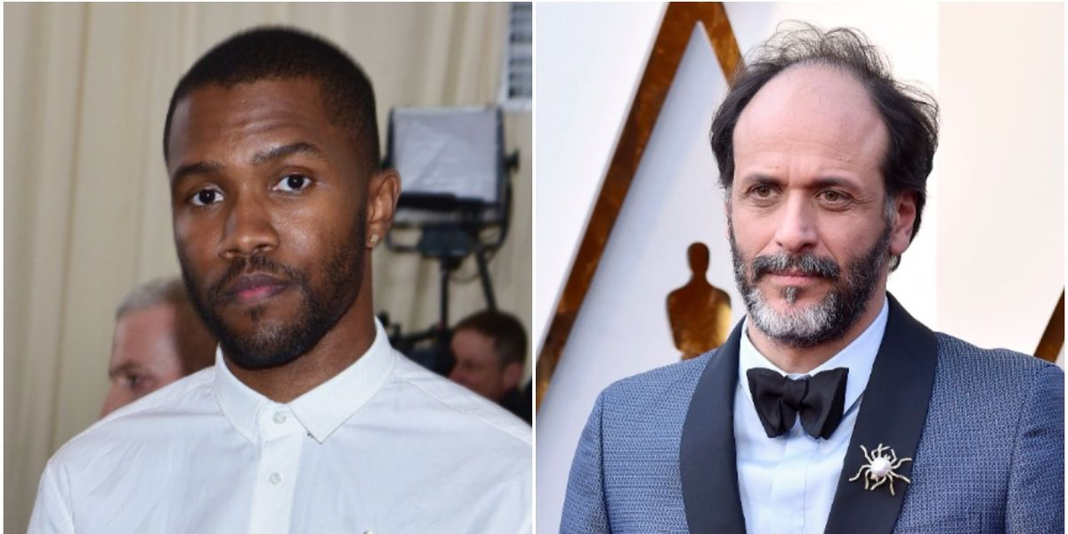 'CMBYN' Director Luca Guadagnino Worked on a 'Secret Project' With Frank Ocean