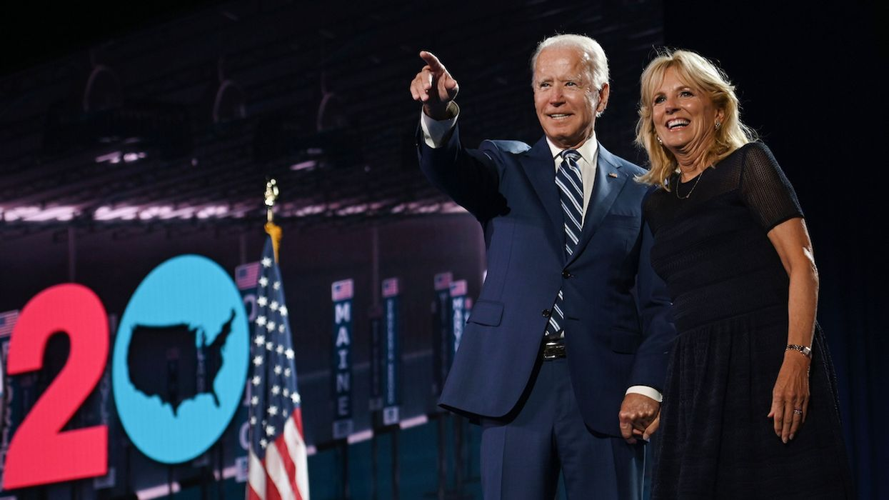 Biden Commits to Banning Fossil Fuel Subsidies After DNC Dropped It