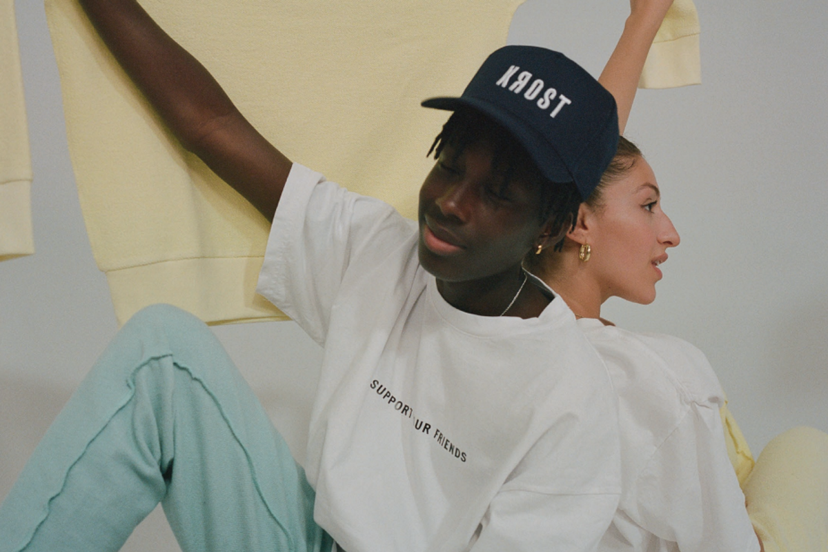 KROST Is Giving Back to NYC's Factory Workers With 'New World' Drop