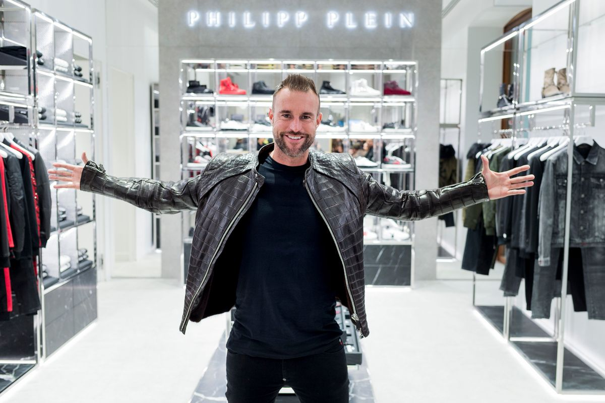 Philipp Plein's Store Gets Robbed, Calls It 'Real Fan Love'