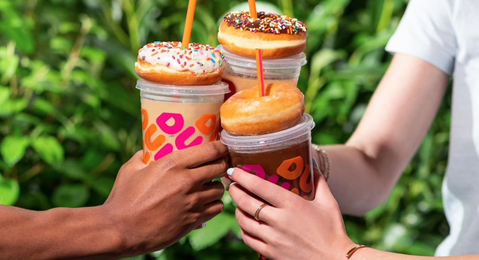 A Definitive Ranking Of Every Dunkin' Donuts Flavor Shot & Swirl — Yes, I Tried Every Single One