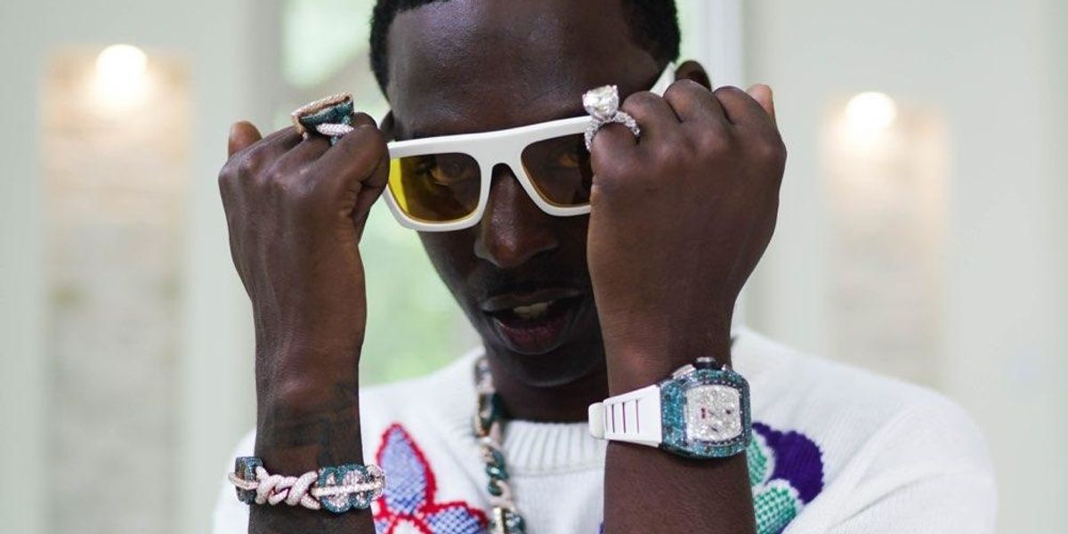 12 Years a Young Dolph