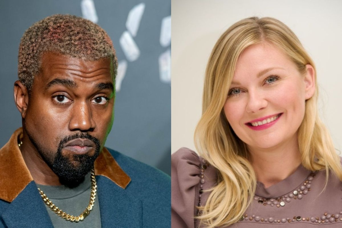 Kirsten Dunst Is As Confused About Kanye As You Are