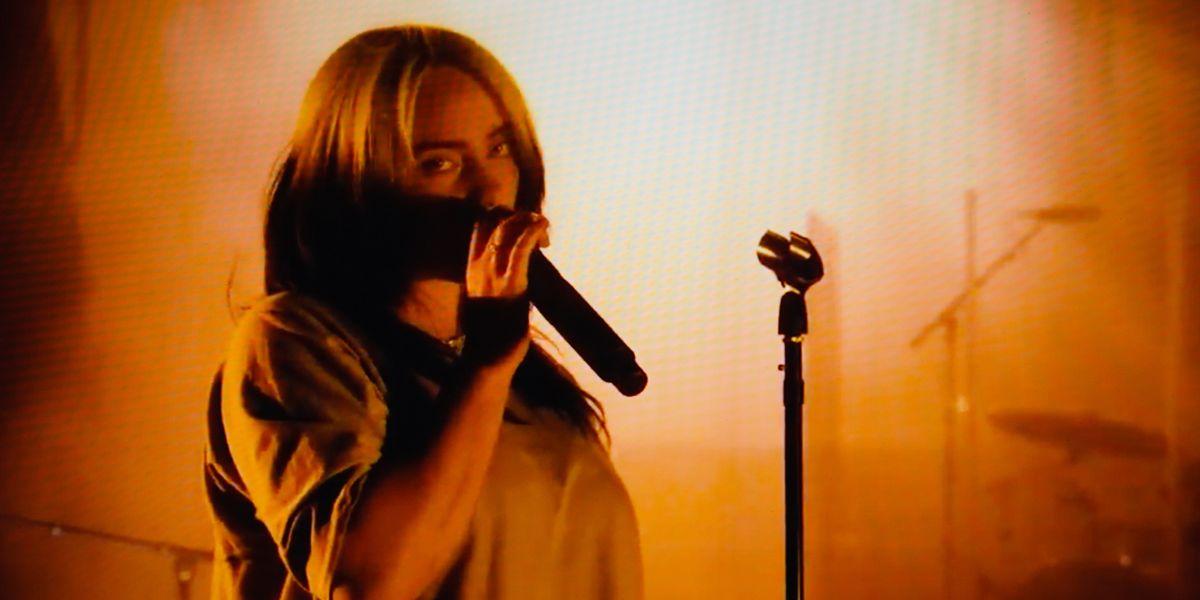 Billie Eilish Debuts 'my future' Live at DNC