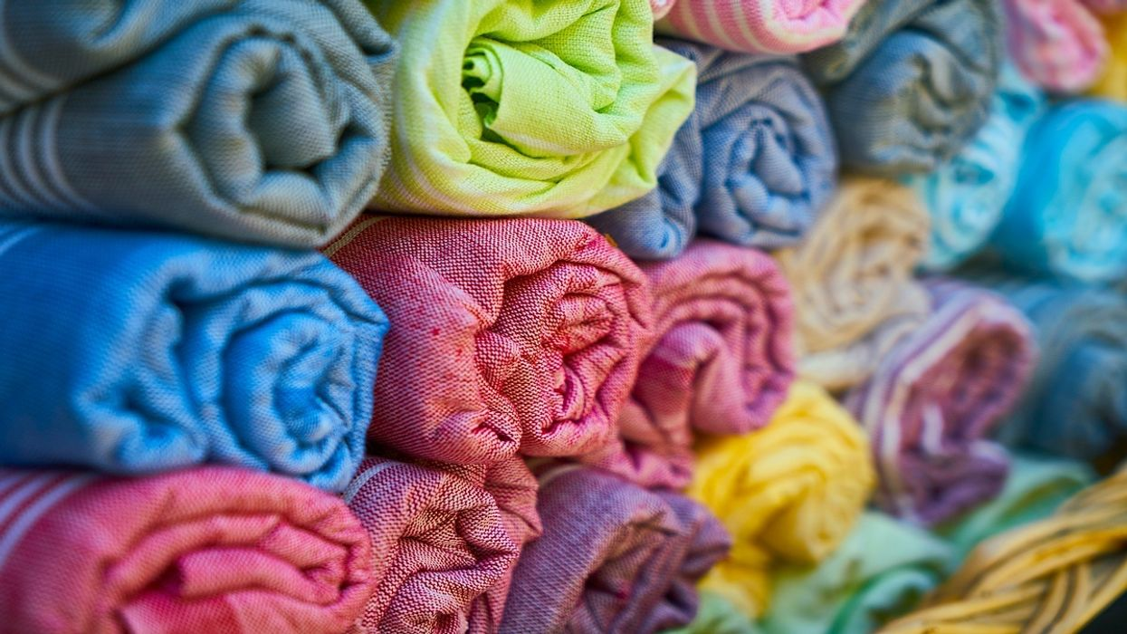 Dye-Filled Bacteria Could Replace the Fashion Industry's Dirty Dyeing Habits