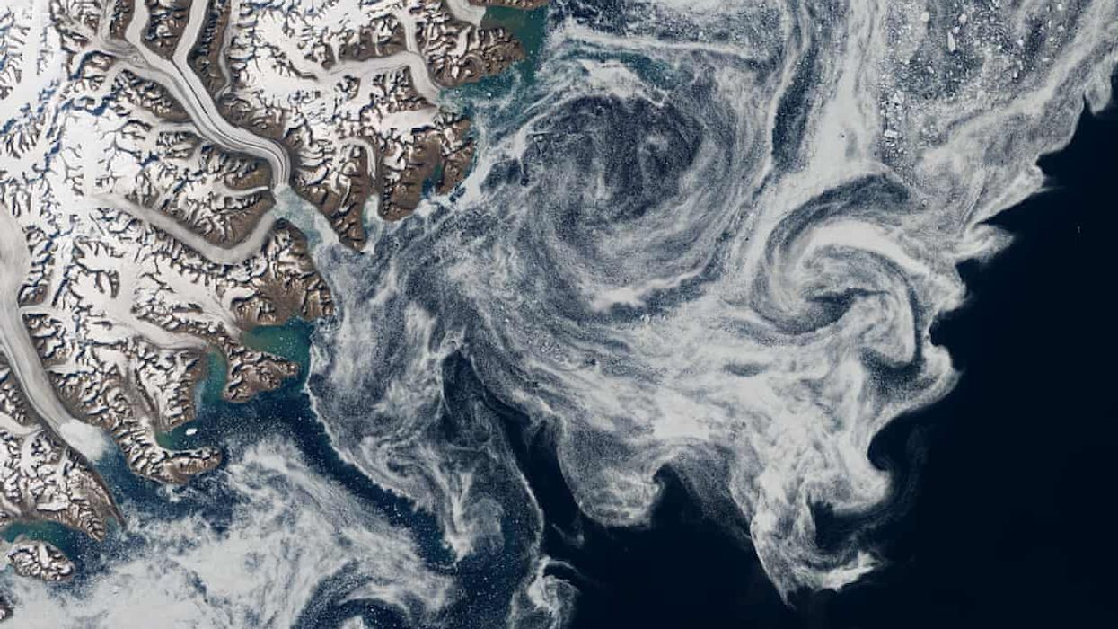 Greenland Lost an Unprecedented Amount of Ice in 2019, Study Finds