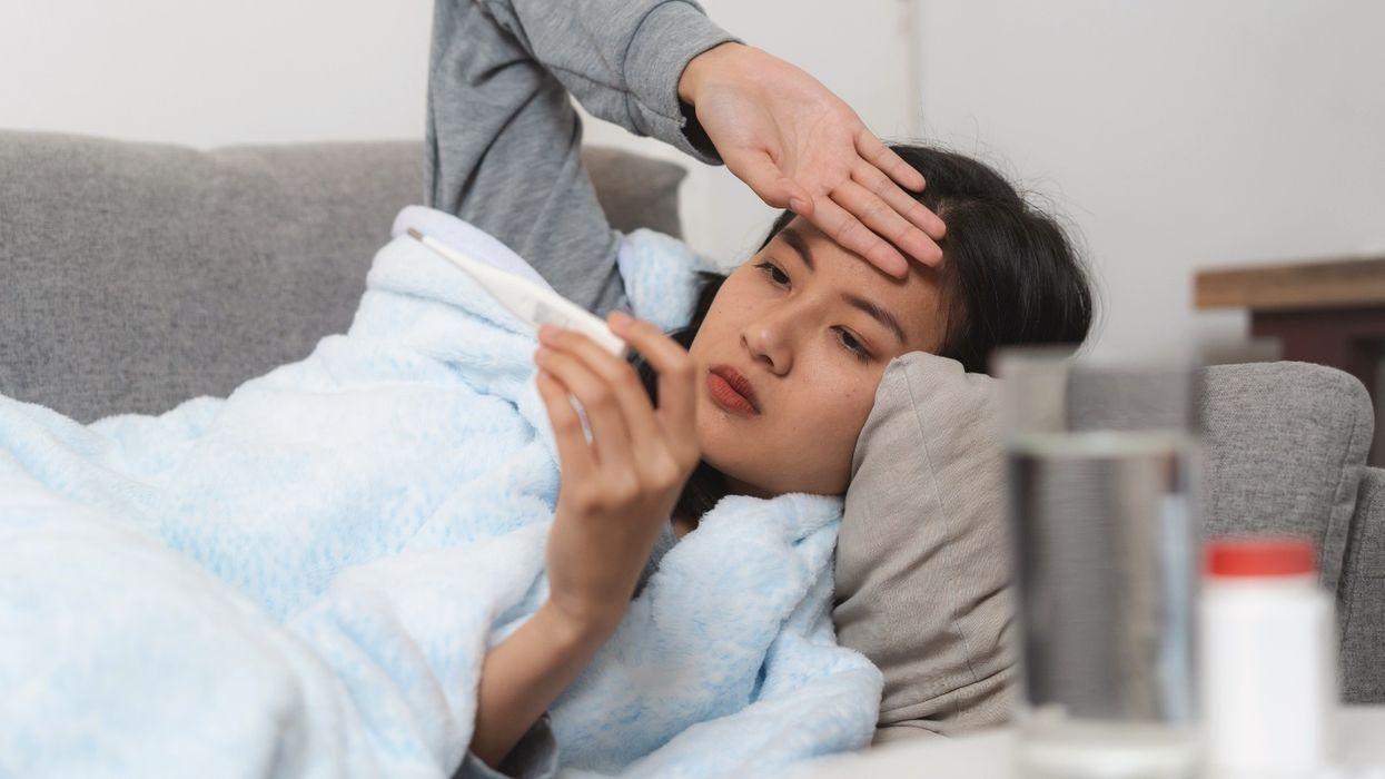 COVID-19 symptoms appear in a specific order, study finds