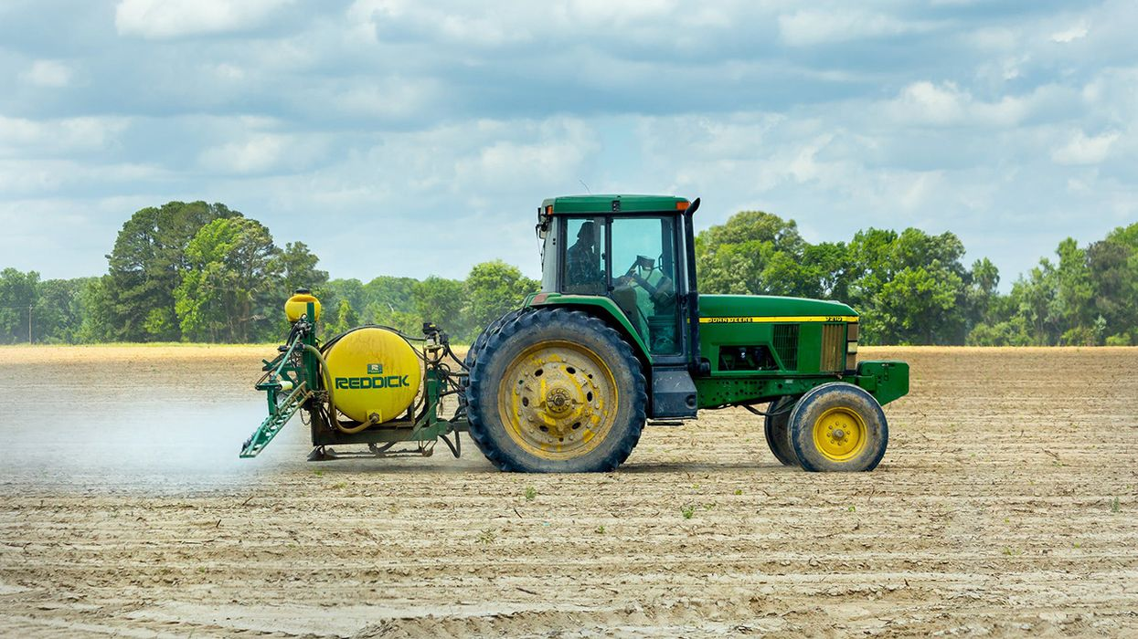 Synthetic Fertilizers Are Heating the Planet. But There's an Alternative.