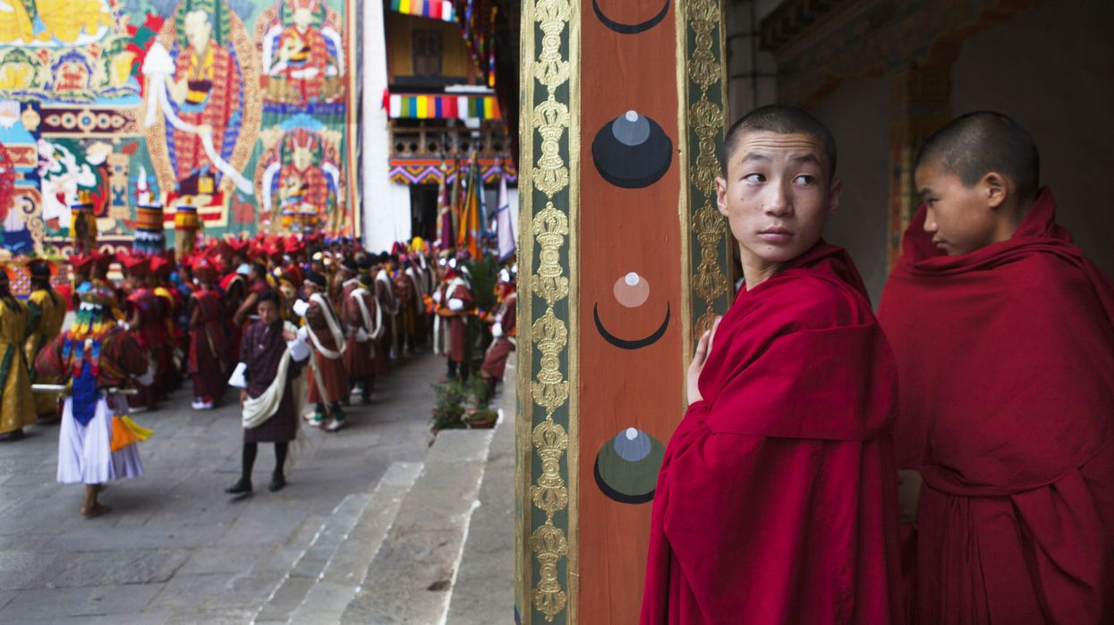 What Bhutan can teach us about putting the pursuit of happiness above GDP