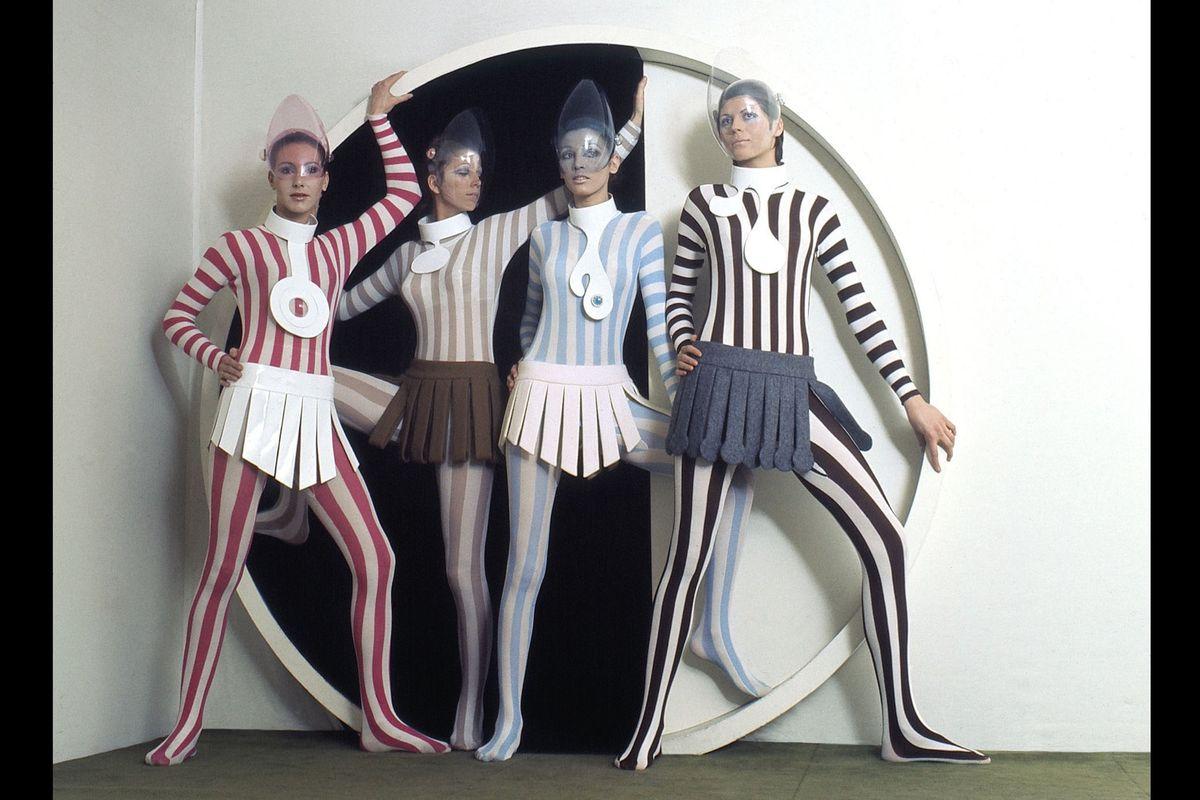 A New Doc Explores How Pierre Cardin Built a Fashion Empire
