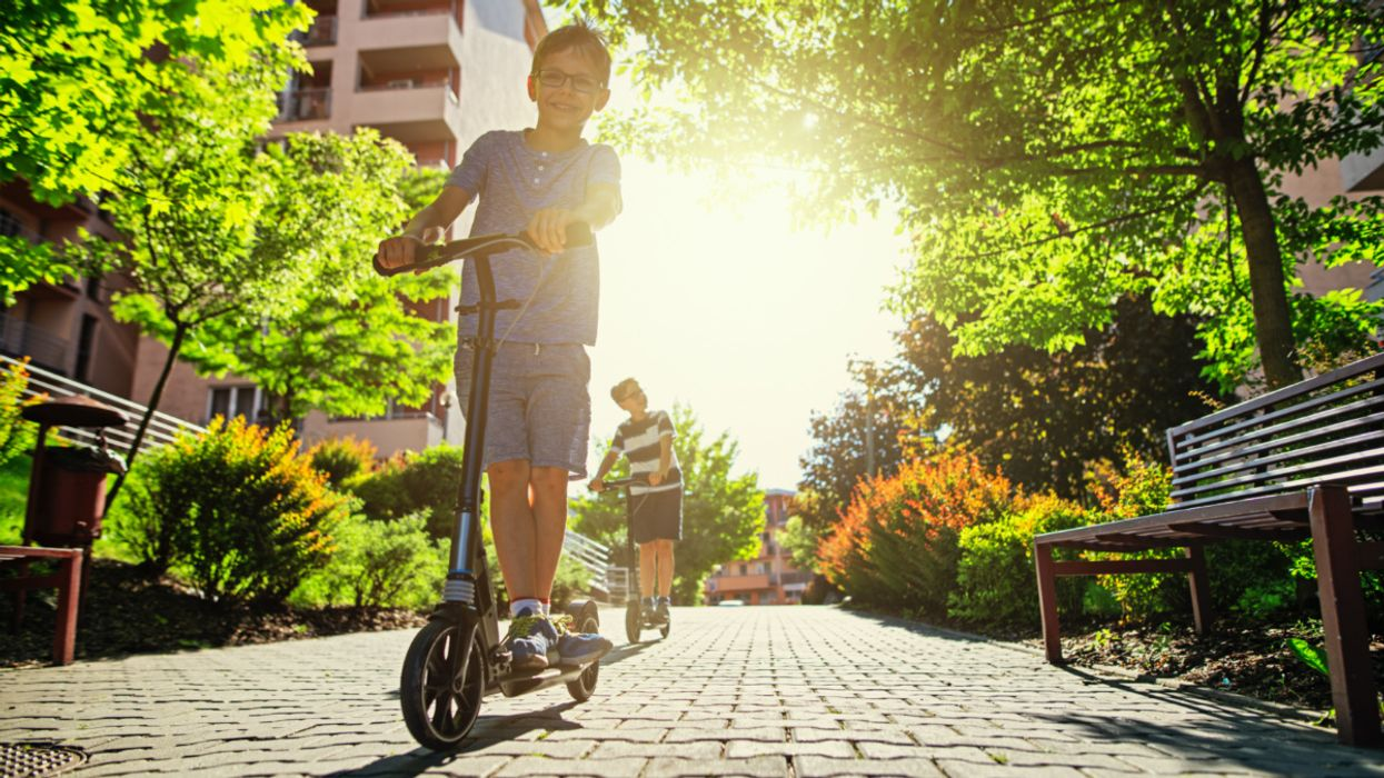 Children in Greener Urban Neighborhoods Have Higher IQs, Study Finds