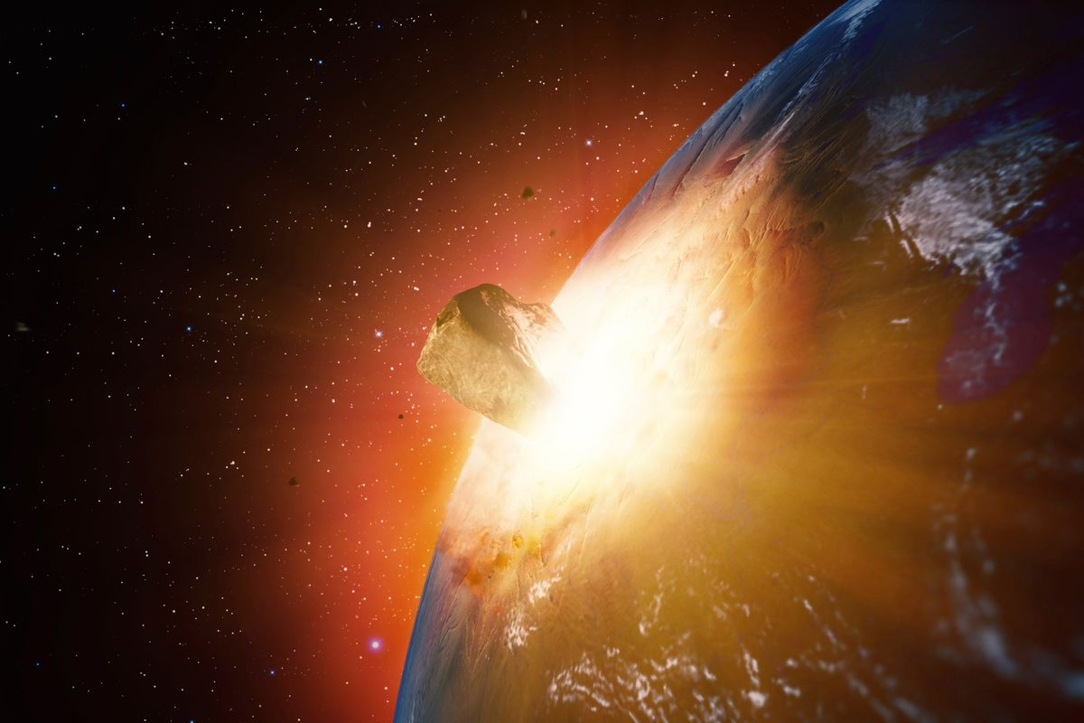 An Asteroid Might Hit Earth Right Before Election Day, Because Why Not?