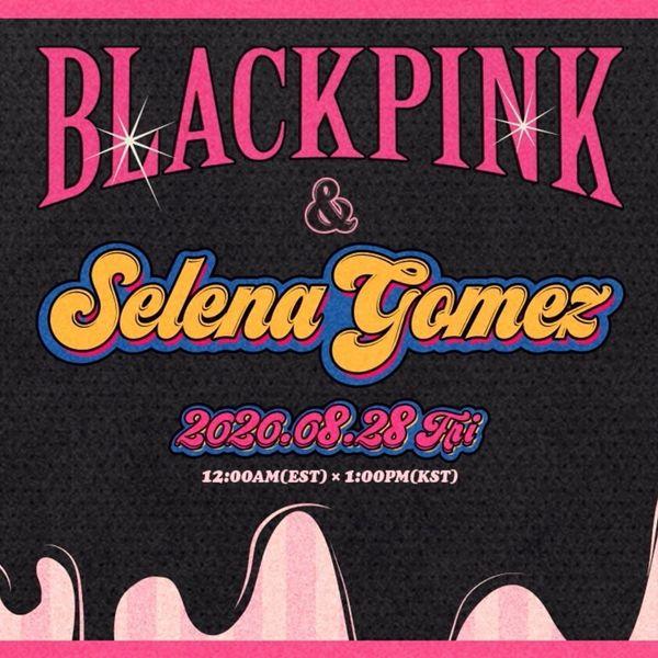 Selena Gomez, BLACKPINK Tease 'Ice Cream'