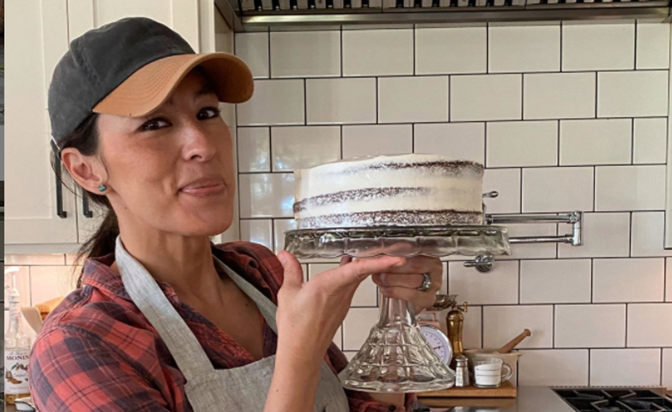 I Tried Baking Joanna Gaines' Lemon Lavender Tart, And It's My New Dessert Go-To — Here's The Recipe