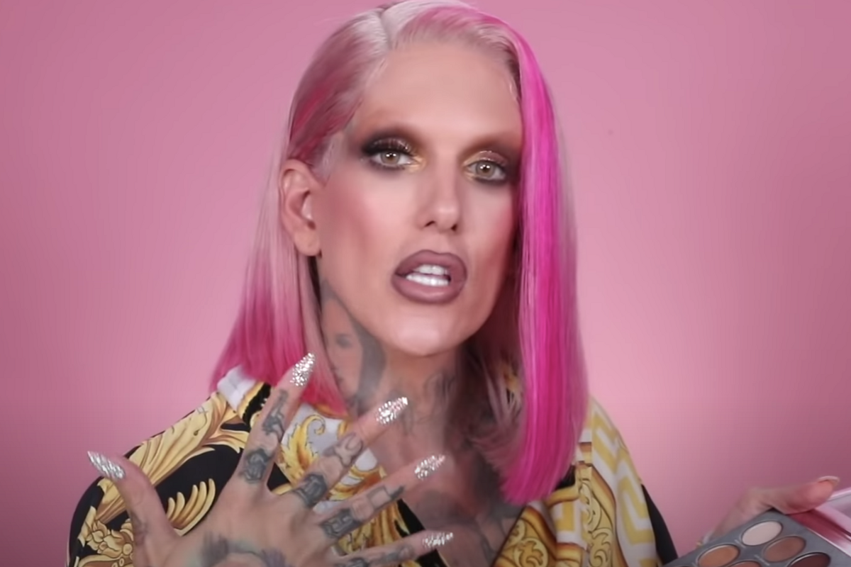 Jeffree Star's Post About His New Boyfriend Is Dividing the Internet