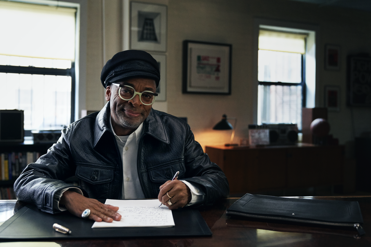 Spike Lee Gives a Rare Look Inside His Creative Filmmaking Process