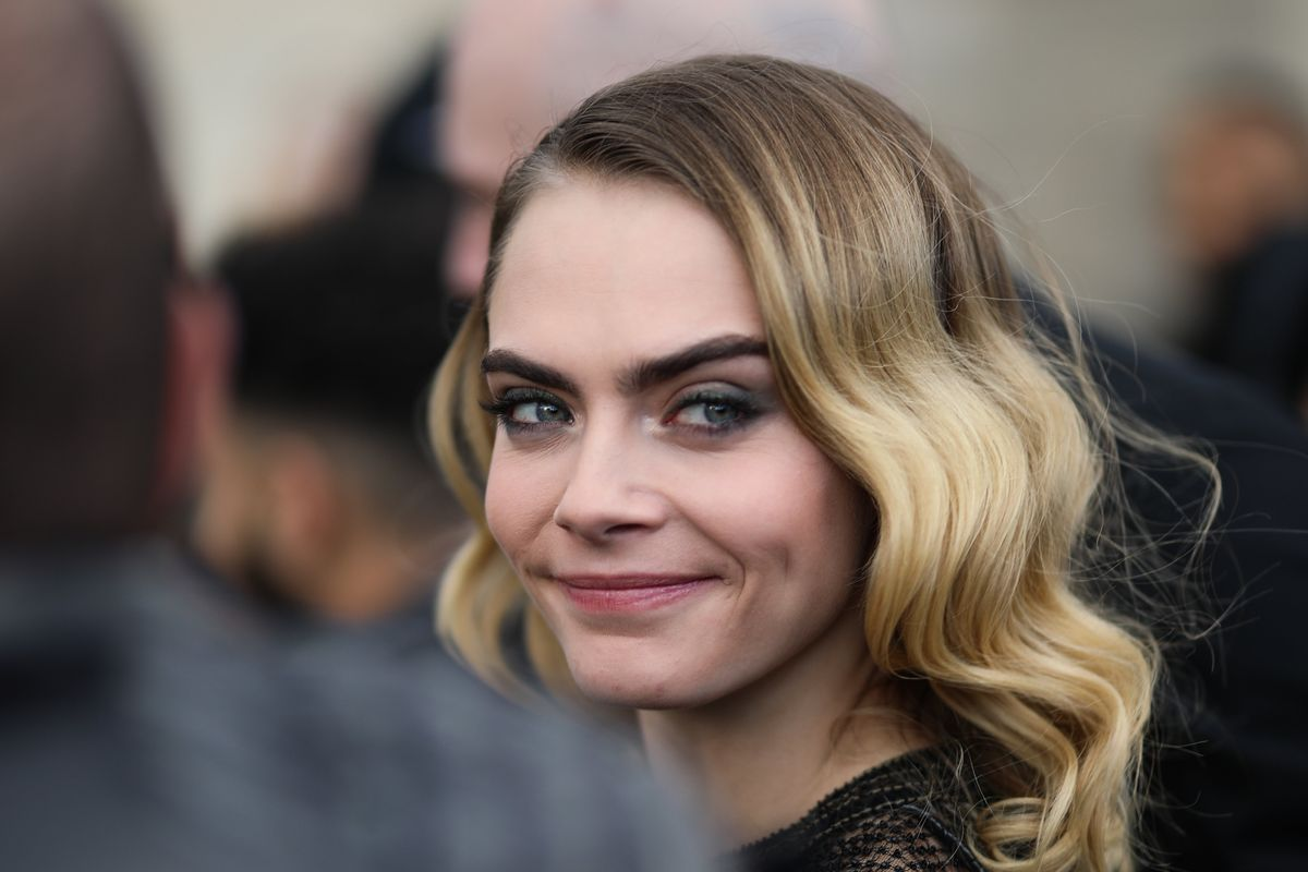 Cara Delevingne Is Your New Sex Ed Teacher