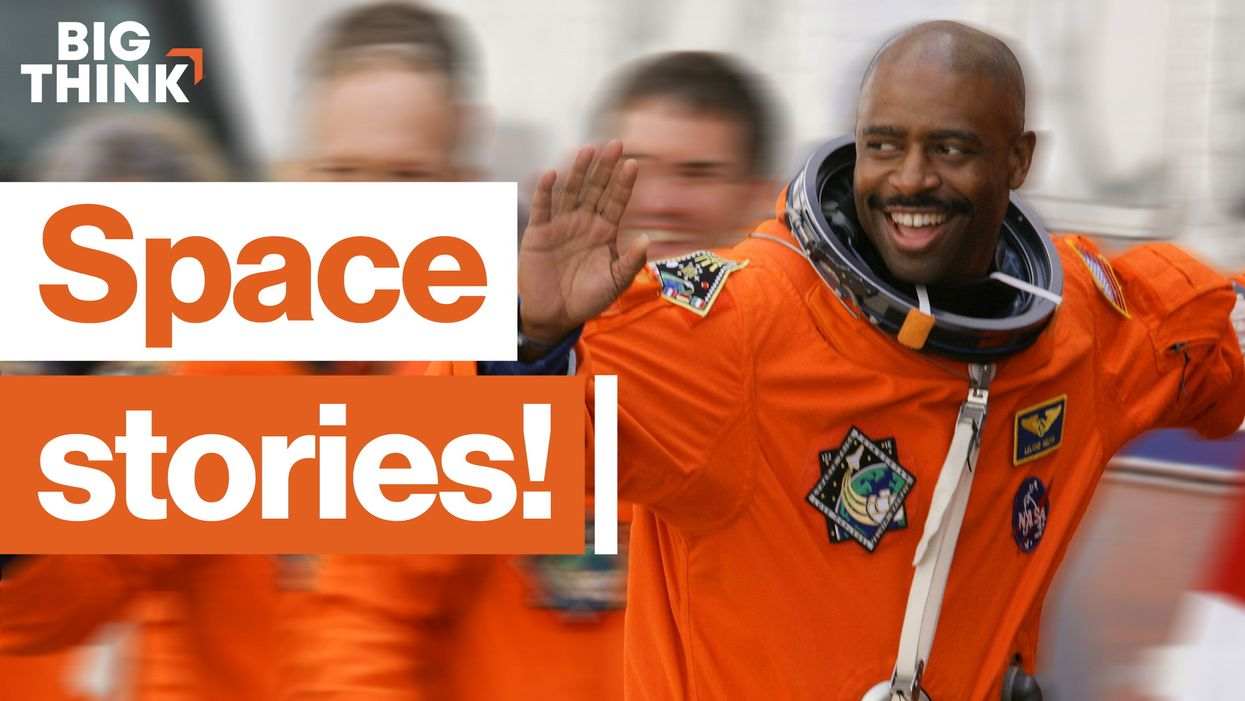 Stories from space! 4 astronauts share their adventures