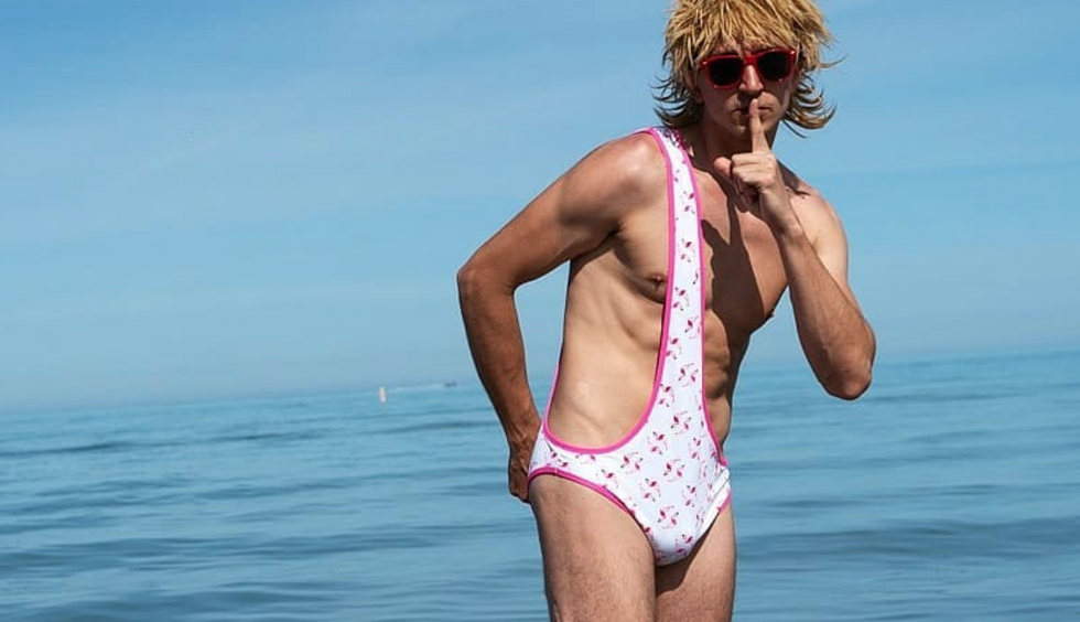 Watch Out Ladies, These Two Canadians Are Trying To Steal Hot Girl Summer With A Brokini Line