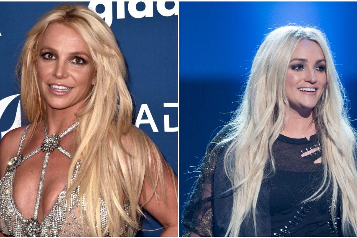 Jamie Lynn Spears Named as Britney's Trustee