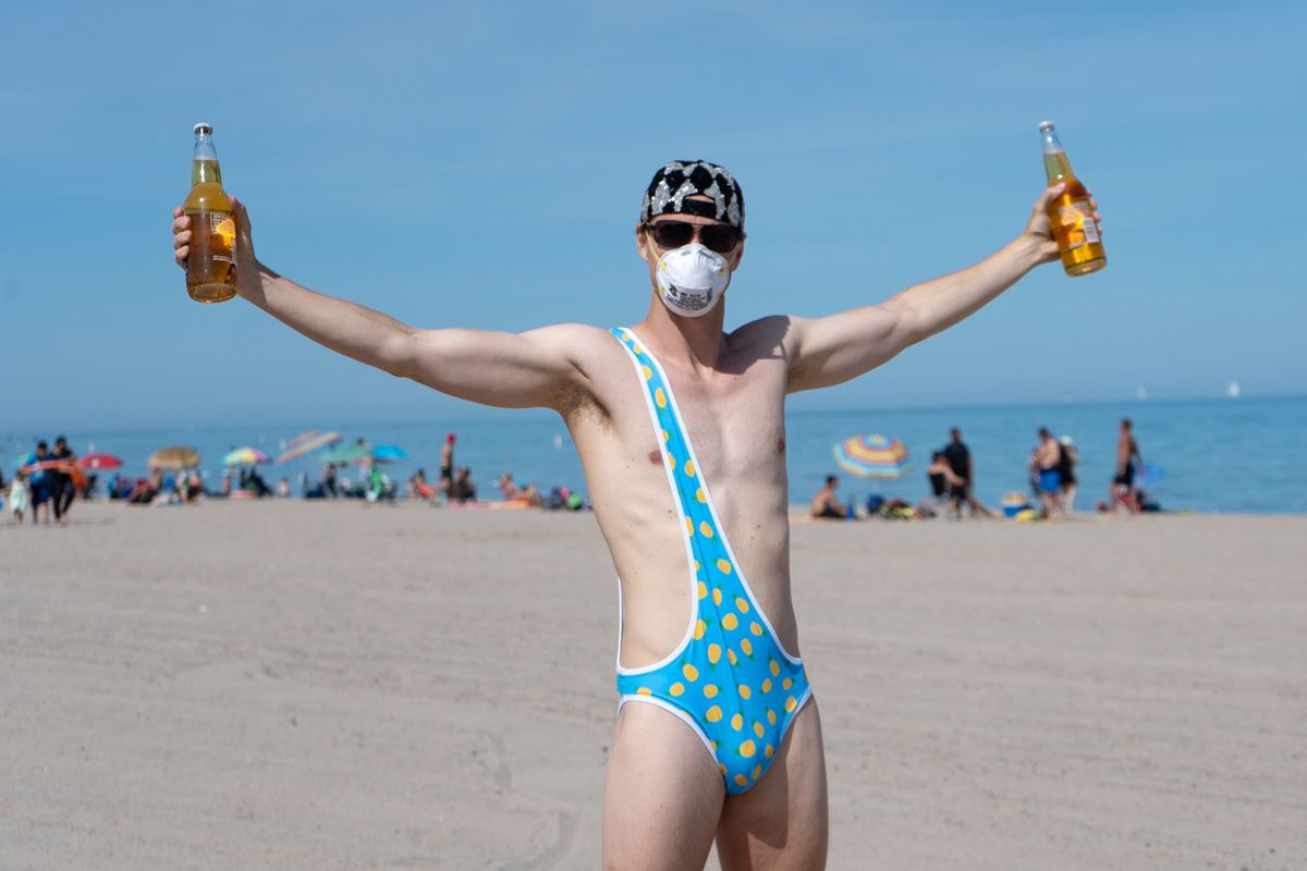 23 Occasions to Wear a Brokini