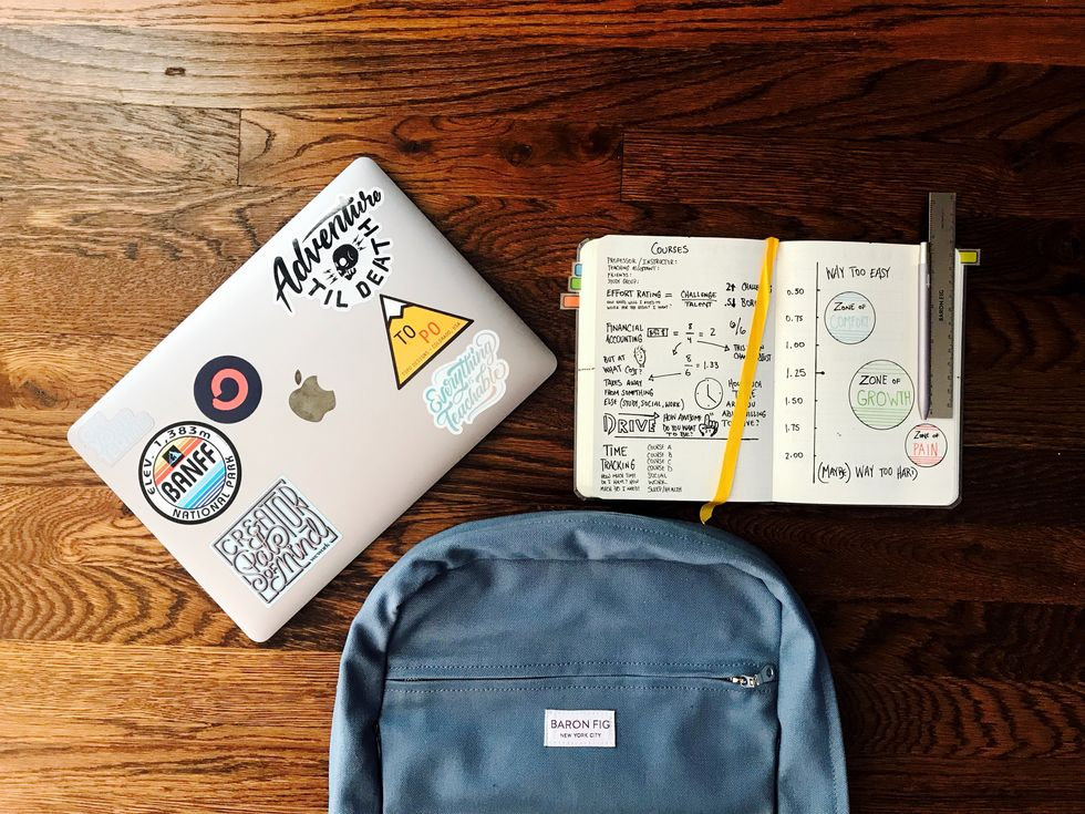 5 Tips to Stay Organized This Semester