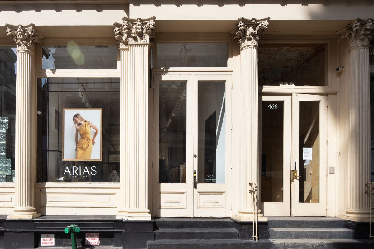 ARIAS' Art-Filled SoHo Store Is an End-of-Summer Oasis