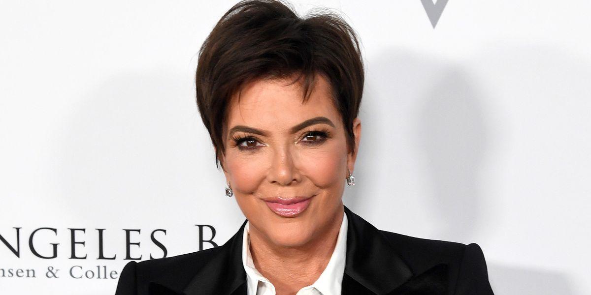 Kris Jenner Trademarks the Most Iconic Kardashian Meme