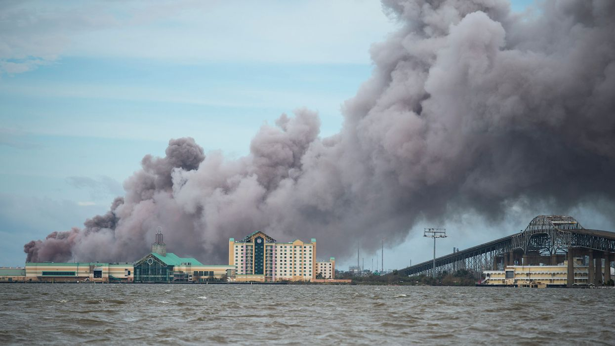 Hurricane Laura Causes Chemical Fire, CDC Warns of Carbon Monoxide Poisoning