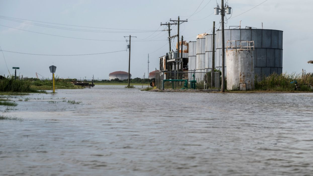 Pollution From Oil Wells and Industrial Sites Hit by Hurricane Laura Remains Unknown
